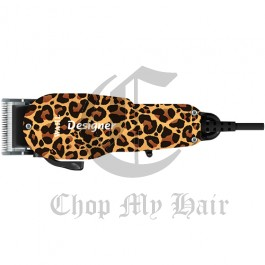 Wahl Professional Designer Clipper Limited Edition Leopard 8355 2901