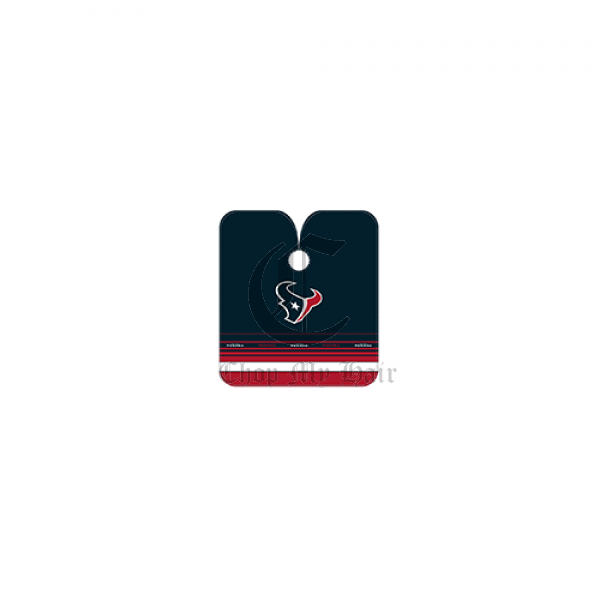 Houston Texans Nfl Official License Barber Hair Cutting Cape